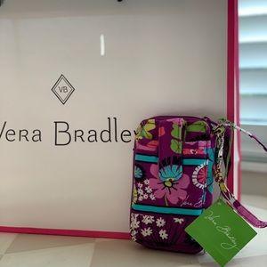 Vera Bradley Flutterby Wristlet